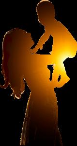 Femme et enfant en sécurité | Service d'hébergement | Aide
