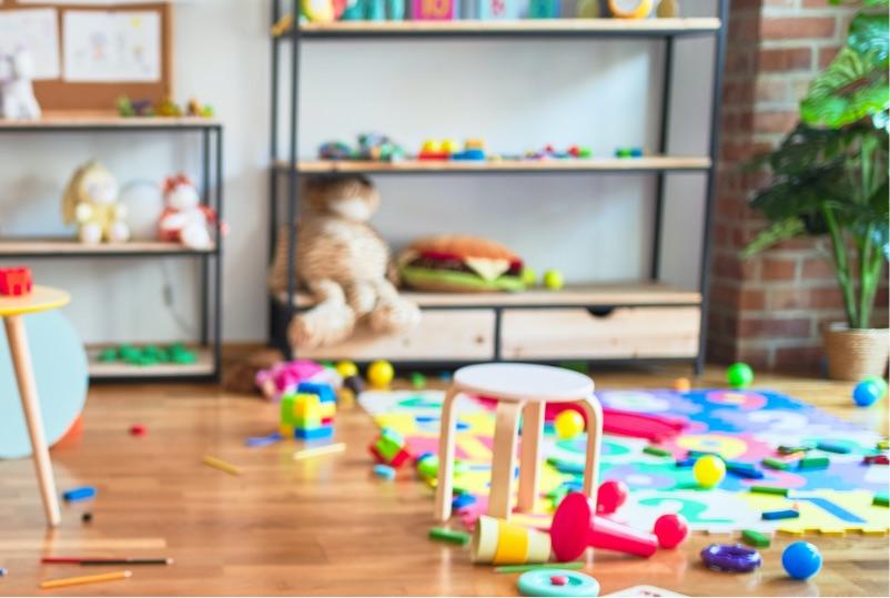 Maison d'hébergement | Enfant | Sécurité | Violence